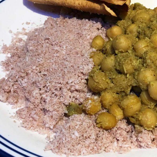 kerala puttu recipe without puttu maker