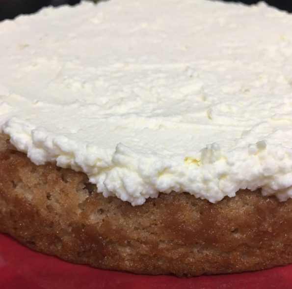 vanilla whipped cream recipe