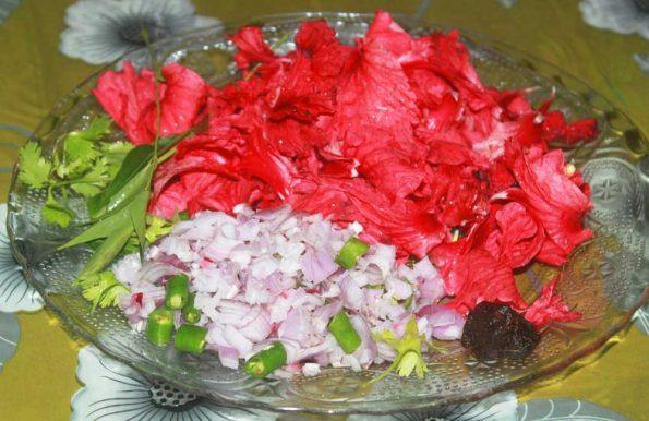 hibiscus pulinkari trivandrum style recipe