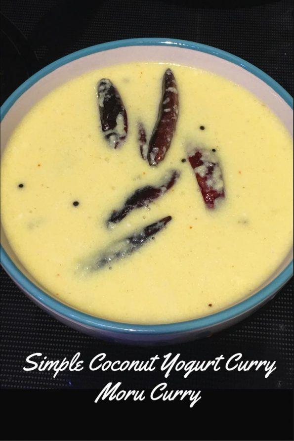pulissery recipe kerala style moru curry