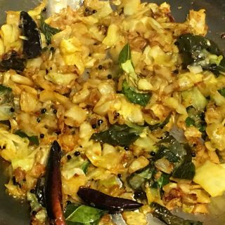 shredded cabbage stir fry recipe easy