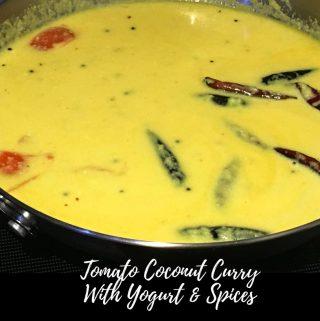 tomato moru curry recipe thakkali curry