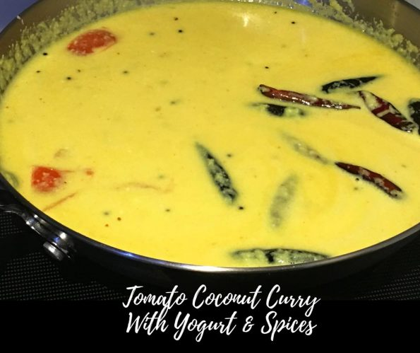 tomato moru curry recipe thakkali curry