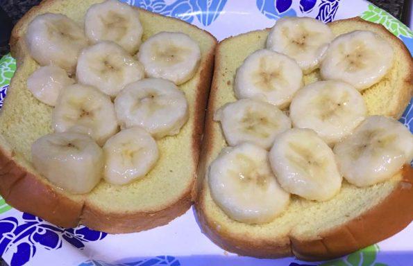 banana cheese sandwich recipe for breakfast