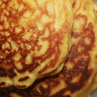 Carrot Pancakes Recipe For Breakfast, Brunch Or Snack
