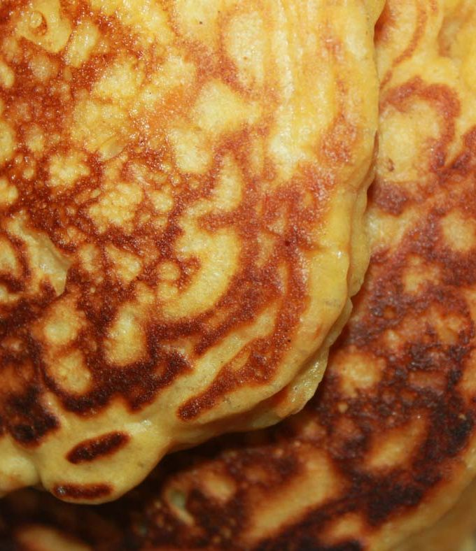 Carrot Pancakes Recipe – How To Make Carrot Pancakes For Breakfast, Brunch Or Snack