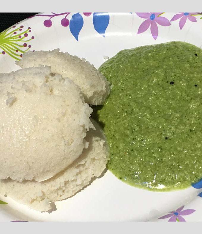 Coriander Chutney For Dosa & Idli – Green Coriander Chutney Recipe South Indian Style