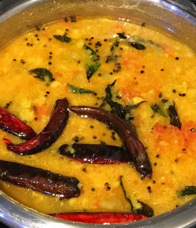 Cucumber Sambar For Rice, Dosa & idli – Easy Cucumber Sambar Recipe