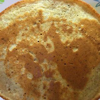 easy egg free pancake recipe