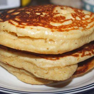 Fluffy Pancake Recipe From Scratch – Best Fluffy Pancakes Recipe For Breakfast