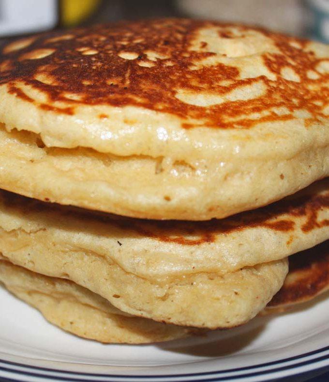 Fluffy Pancake Recipe From Scratch – Best Fluffy Pancakes Recipe For Breakfast