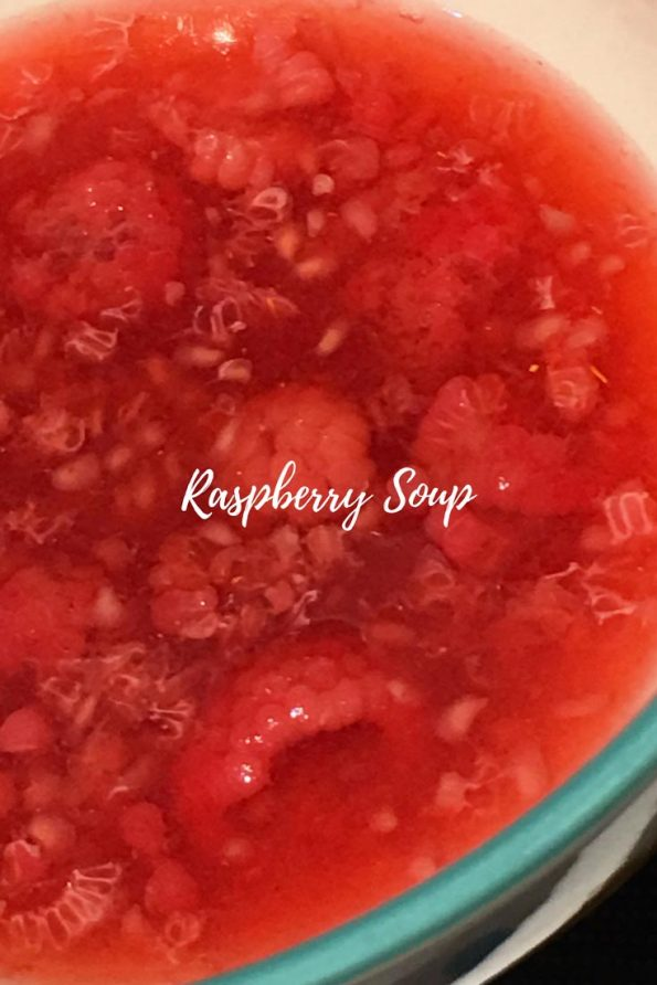 hot sour soup recipe with raspberry