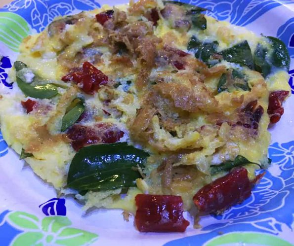 south indian omelette recipe