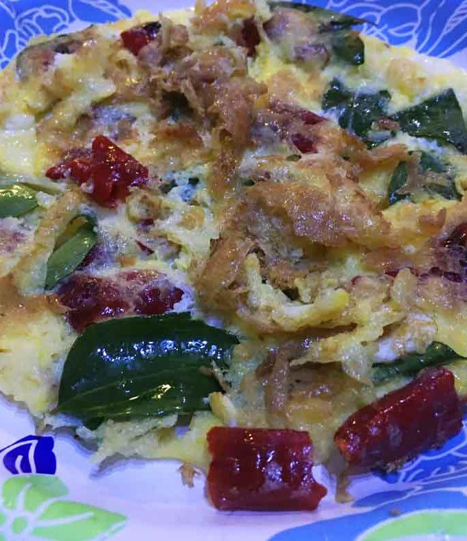 South Indian Omelette Recipe – Easy Kerala Style Egg Omelette Recipe