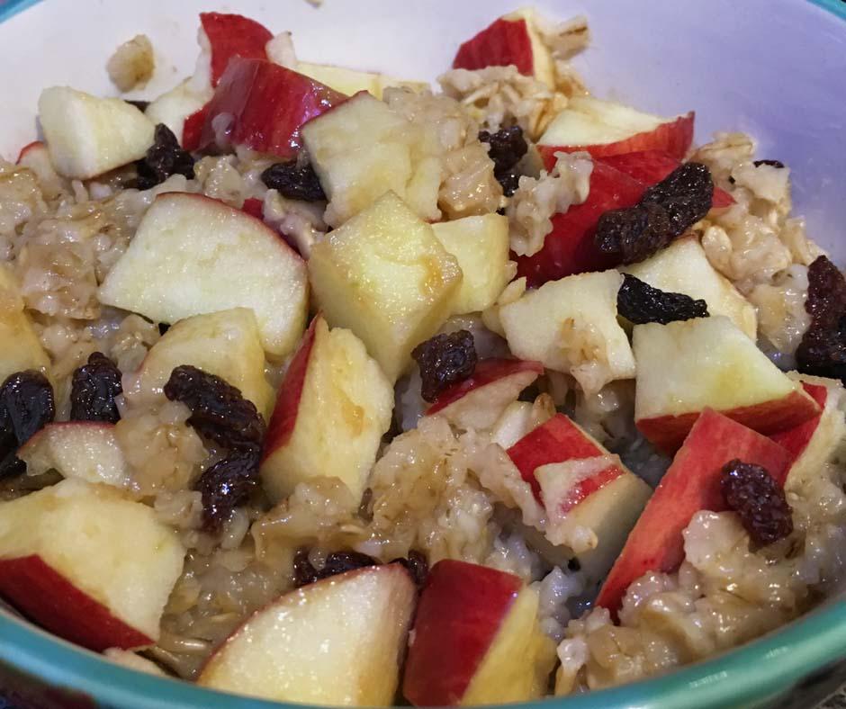 vegan oatmeal without milk recipe