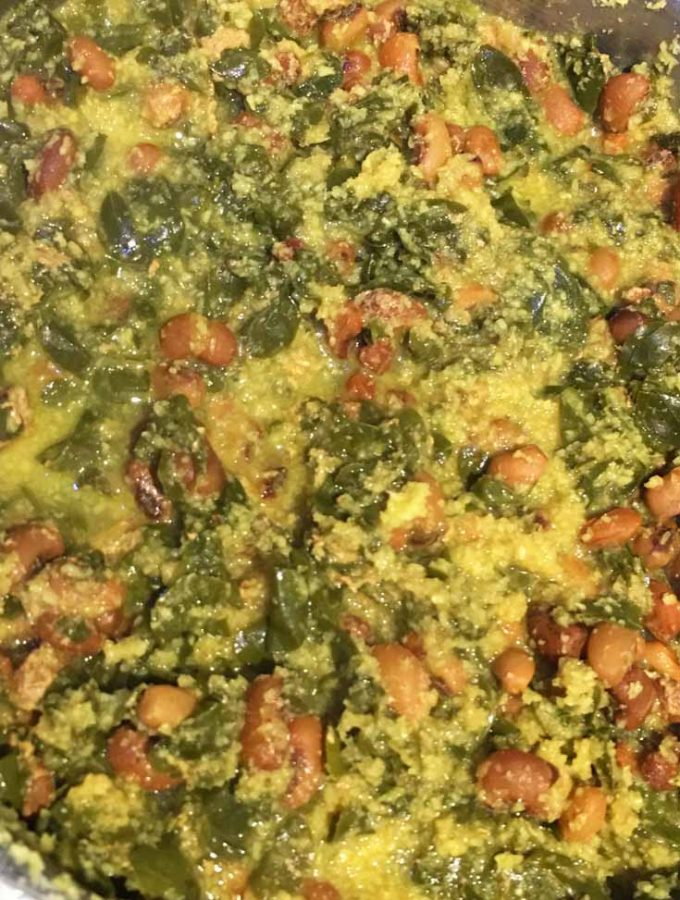 Drumstick Leaves Curry With Coconut Kerala Style South Indian Recipe – Muringayila Curry