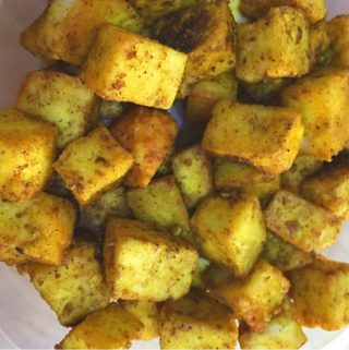 Dry Paneer Recipe In Oven – Easy Dry Masala Paneer Recipe – Dry Roasted Masala Paneer Recipe