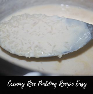 Rice Pudding Recipe Pressure Cooker Method – Make Rice Kheer In Pressure Cooker