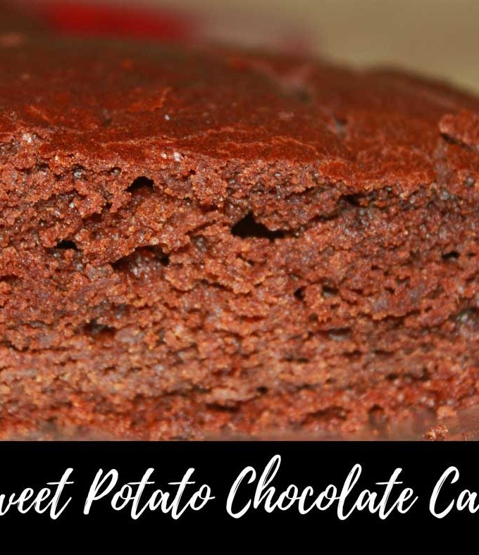 easy sweet potato cake recipe from scratch
