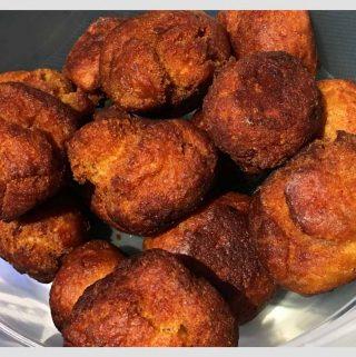 fried banana balls recipe