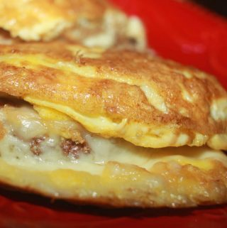 stuffed omelette recipe for breakfast