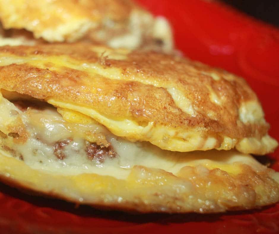 stuffed omelette recipe for breakfast