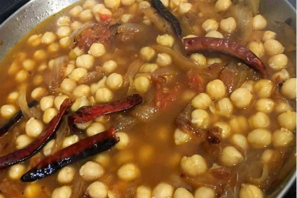 howto make kadala curry