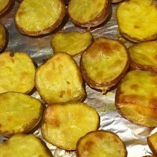 oven roasted creamer potatoes recipe