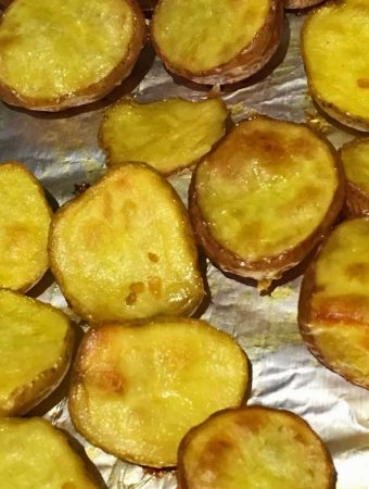 oven roasted creamer potatoes recipe