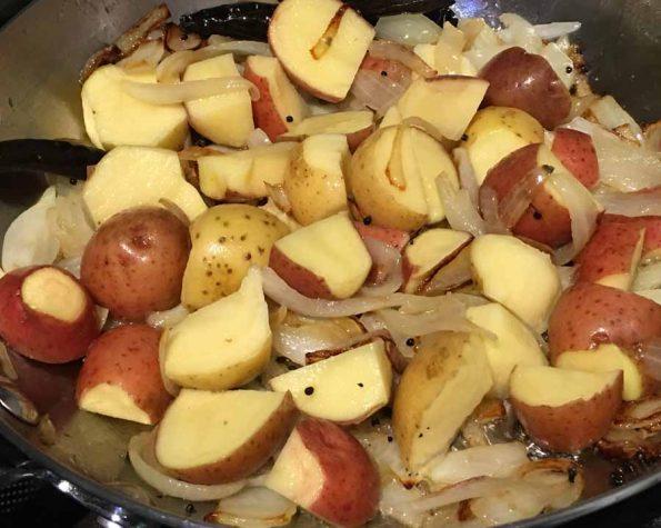 pan fried potatoes recipe