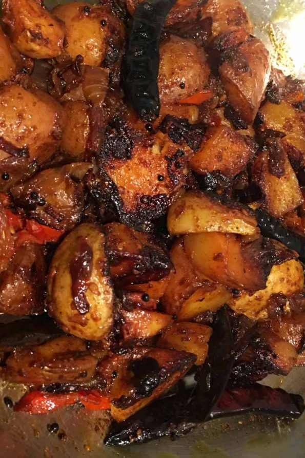 pan fried baby potatoes recipe south indian