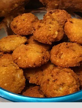 parippu vada kerala style recipe