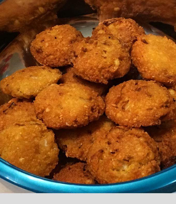 Parippu Vada Recipe Kerala Style – How To Make Parippu Vada – Masala Vada Kerala Recipe