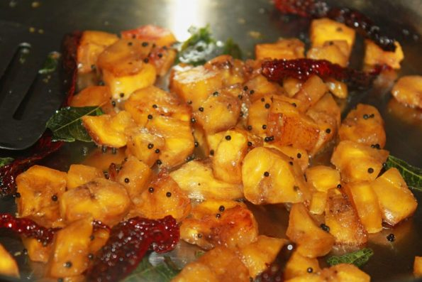 prepare green plantains recipe indian