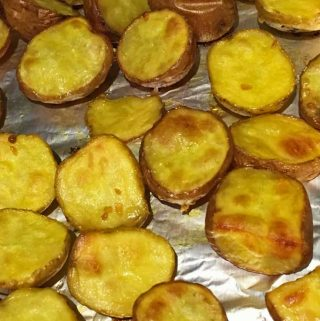 Roasted Creamer Potatoes Recipe – Easy Oven Roasted Creamer Potatoes (Baby Potatoes) Recipe