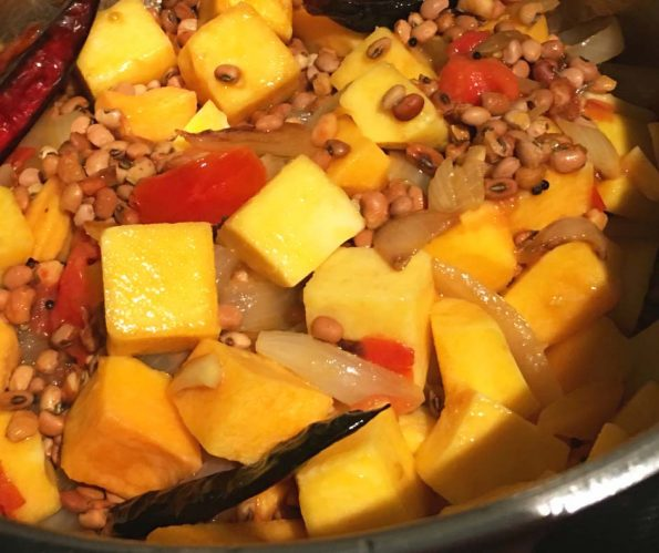 simple butternut squash curry recipe one