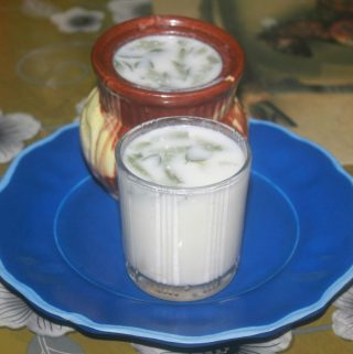 Indian Buttermilk Recipe – Simple Masala Chaas Recipe – Kerala Buttermilk Recipe