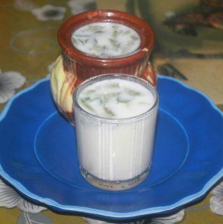 south indian buttermilk recipe