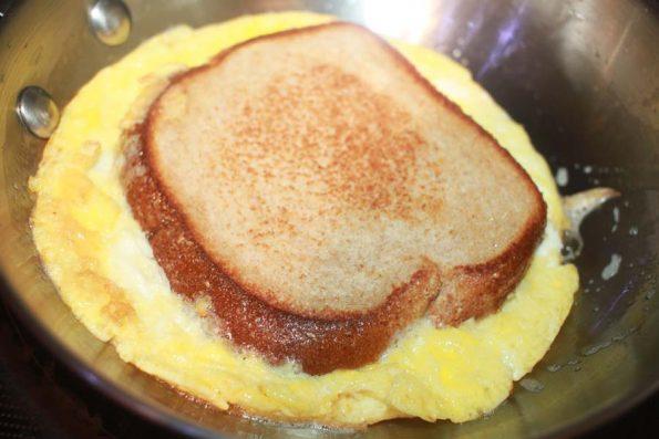 stuffed omelet recipe breakfast