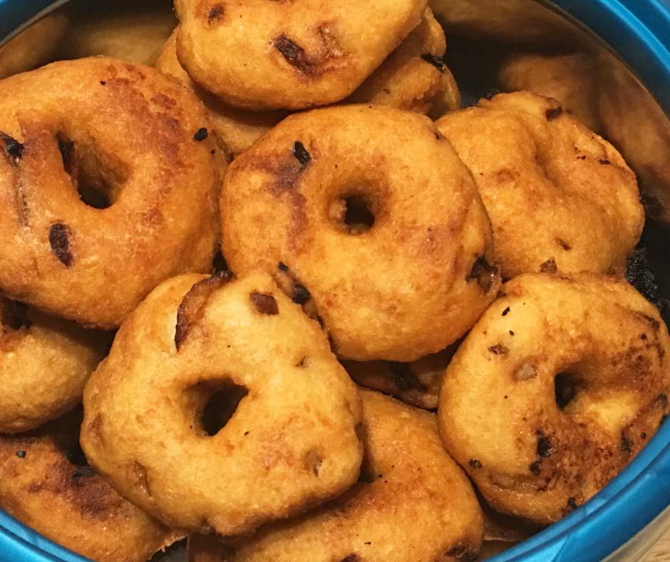 uzhunnu vada kerala style recipe