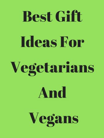 best christmas gifts for vegetarians and vegans