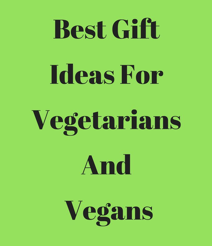 Christmas Gifts For Vegetarians & Vegans 2017 – Best Christmas Gift Ideas For Vegetarians & Vegans