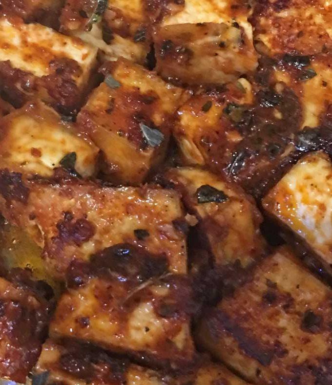 Best Crispy Tofu Recipe Baked & Pan Fried – How To Make Crispy Tofu – Easy & Vegan Recipe