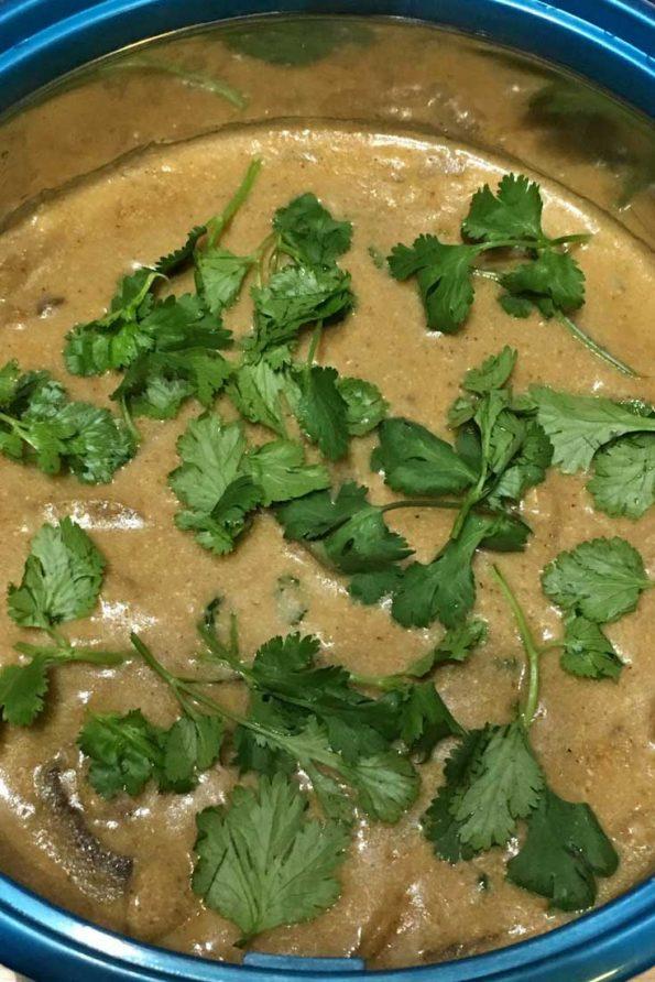 creamy vegan mushroom gravy recipe for thanksgiving