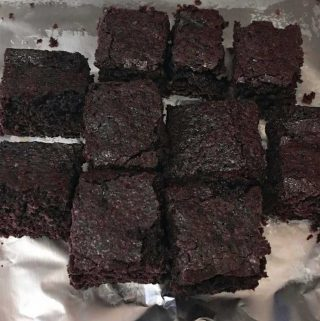 easy homemade chocolate brownies recipe