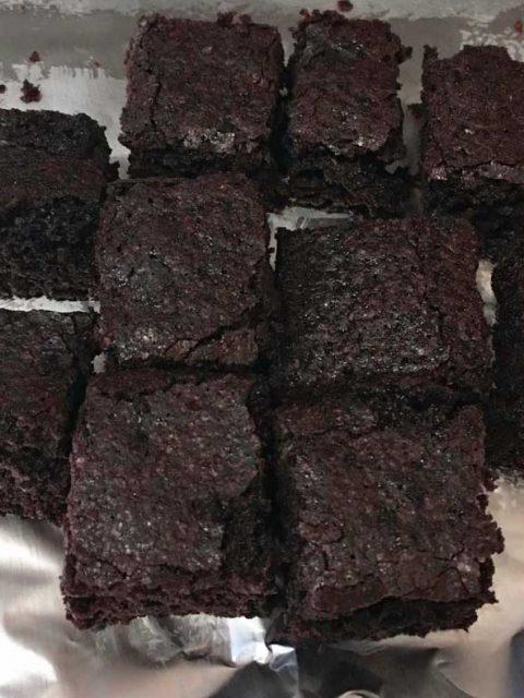 easy homemade chocolate brownies recipe