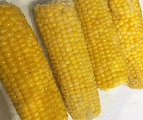 perfect boiled corn on the cob recipe