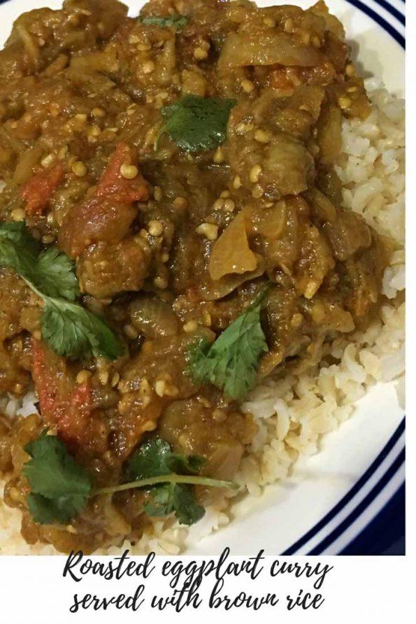punjabi style baingan bharta recipe