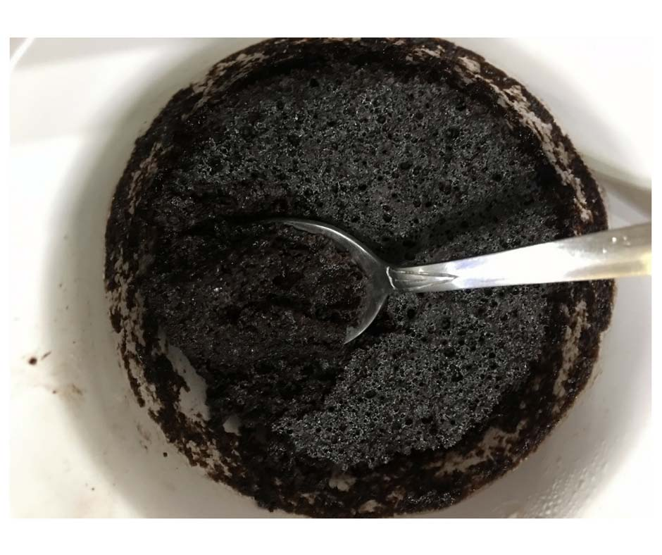 Ingredient Chocolate Cake Without Eggs
