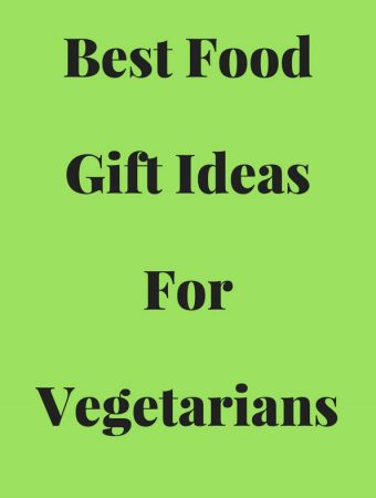 food gifts for vegetarians